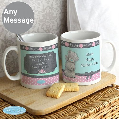 Personalised Me To You Pastel Polka Dot for Her Mug